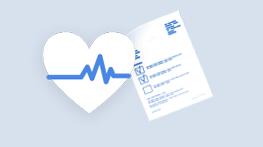 Gesundheitscheck|Selbsttest