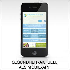 Gesundheit aktuell Mobil-App
