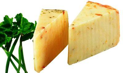 Gesunde Ernährung mit Milch und Käse