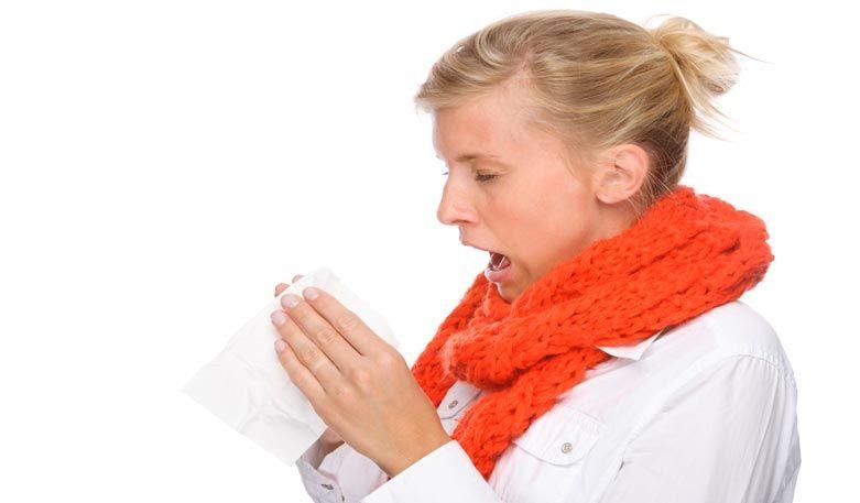Mit Hausmitteln gegen die Erkältung